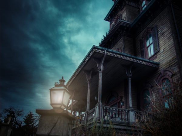 Disneyland Park, Paris, France - Phantom manor