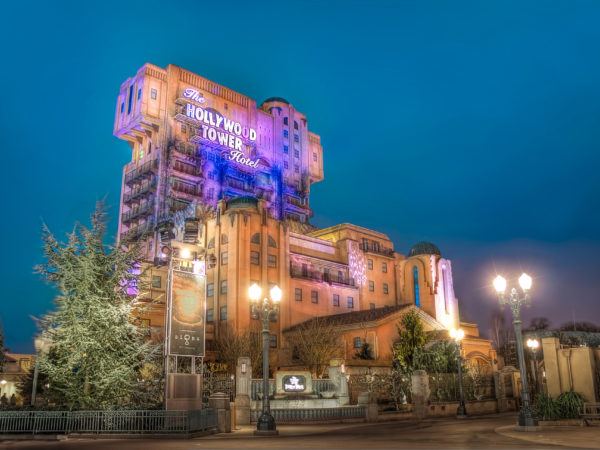 Walt Disney Studios, Paris - WelcºOºme